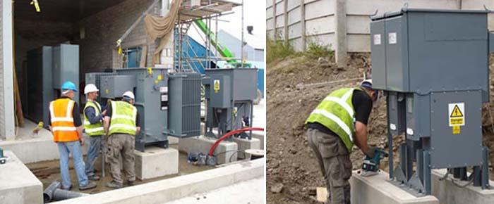 L V Substations Installation